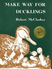 Robert McCloskey was an American author and illustrator of children's books. McCloskey, well-known for his portrayals of New England, wrote and illustrated eight books, the most famous of which was Make Way for Ducklings, the 1942 Caldecott Medal winner. This Is A Book, Up Book, Book Art, Best Children Books, Childrens Books, Young Children, Toddler Books, Future Children, Robert Mccloskey