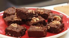 Brownie triple chocolate. Alma Obregón