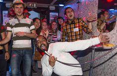 Karaokebus voor de talenten onder ons