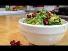 Recipe - Pomegranate Guacamole