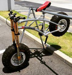 XStrada Ultra Fat Bike | Indiegogo