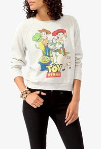 Toy Story Pullover / Forever 21 #ForeverHoliday