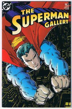 superman comic books photos   Superman Gallery #1 Comic Book - $0.99 : Comic MegaStore Corp., Our ...