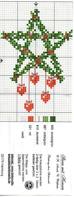 Source: Pin By Tracy Bessine On Christmas Cross Stitch Ornaments Cross Stitch Christmas Ornaments, Xmas Cross Stitch, Cross Stitch Cards, Christmas Embroidery, Christmas Cross, Cross Stitching, Cross Stitch Embroidery, Star Ornament, Christmas Images