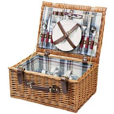 jcpenney.com | Picnic Time® Bristol Picnic Basket for Two