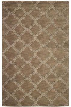 Moroccan tile rug