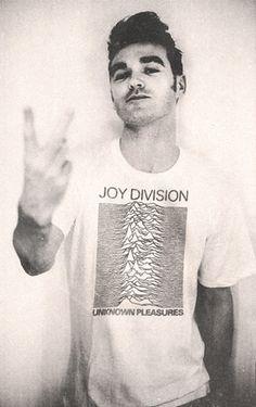 Morrissey + Joy Division