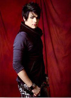 Adam Lambert Адам Ламберт в журнале MOVIE STAR. Октябрь 2010.
