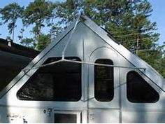 awning made from a tarp | Camper! | Pinterest