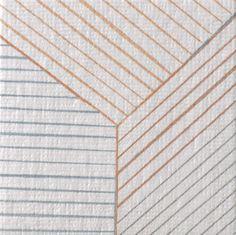 Tratti triple by Ceramiche Mutina | Floor tiles