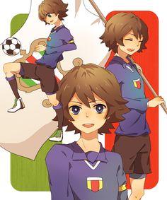 นิยาย Inazuma eleven all season > ตอนที่ 254 : [Pic] ฟิดิโอ้เดี่ยวๆให้ฟรีคุง(จริงๆสนองตัวเอง...) : Dek-D.com - Writer