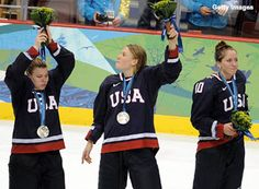 Thats right ladies! Go team usa