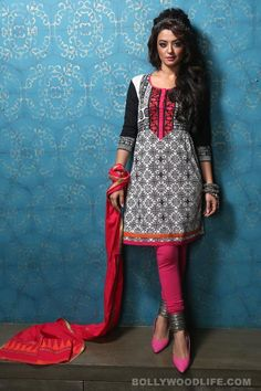 First outfit of the collection is out in stores - http://www.facebook.com/Diyaapparels
