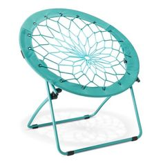 At Target, Bungee Chair in this color, or purple if they have it! At Target, Bungee Chair in dieser Farbe. Bungee Chair, Long Chair, Wooden Office Chair, Office Chairs, Teal Rooms, Oversized Chair And Ottoman, Bedroom Chair, Bed Room, Bedroom Decor