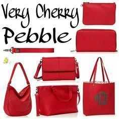 Thirty-One Gifts - Very Cherry Pebble! #ThirtyOneGifts  www.mythirtyone.com/201078