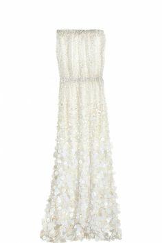 hello, dream beach wedding dress!
