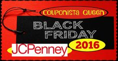 Check out this Black Friday ad from #JCPenney and plan your attack with CouponistaQueen.com #BlackFridayAdScan #BlackFridayDeals #BlackFriday