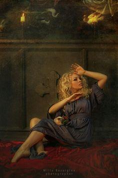 Milady  Миледи  Прическа и визаж Holtova Hairdresses  Фото Мила Басаргина