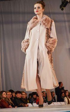 Irina Krutikova | Gallery Fur Fashion, Duster Coat, Stylists, Gallery, Jackets, Fashion Design, Jacket, Fashion Designers, Suit Jackets