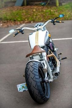 Whipped Cream | Custom Bikes from the Award Winning Shaw Speed & Custom