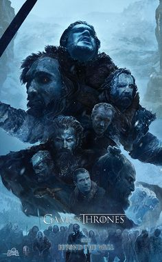 Game of Thrones season 7x6 Beyond the wall.