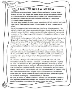 i giorni della merla The Nativity Story, Primary School, Kindergarten, Teaching, Education, Alphabet, Winter Time, Primary Music, The Birth Of Christ
