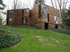 Fisher House - Louis Khan, Architect