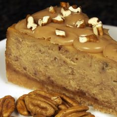 praline cheesecake, this sounds marvelous!!!!!
