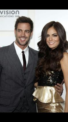 William Levy y Ximena Navarrete  la tempestad Latino Actors, Actors & Actresses, How To Look Better, That Look, Famous Faces, Copycat, Mannequin, Girl Crushes, Gorgeous Women