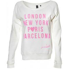 London Sweater - Cloud