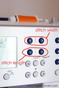 Sewing Tips: Basic Stitches (plus the Double Needle) | Make It and Love It