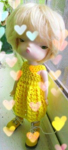 Person 04  crochet