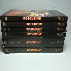 Pick One or More DVD Box Set: Rescue Me TV Series in Original Box and Cases #SONY Rome Tv Series, Avengers 1, Dvd Set, Movie Collection, Pick One, Sony, Cases, The Originals, Movies