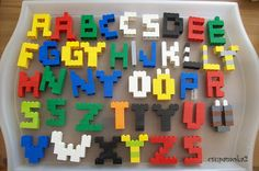 Super Lego education idea for students in the K-2 classroom