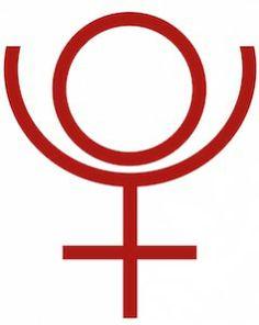 Pluto Symbol