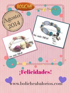Acabas de tener un bebe? Os damos ideas para unos detallitos! #regalosbebe, #detallesnacimiento, www.bolicheabalorios.com
