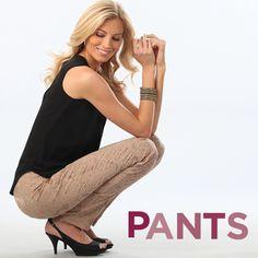 Tall pants for tall people! #pants #tallgirlsrock http://www.longelegantlegs.com/pants