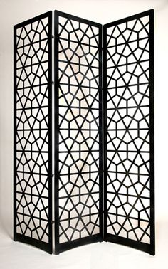 screen with selcuk pattern