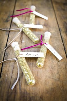 glittery sendoff wedding ideas / http://www.deerpearlflowers.com/glitter-wedding-ideas-and-themes/2/