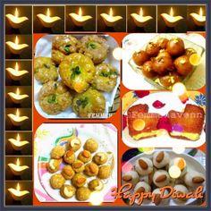 Diwali's Recipes #diwalirecipes #diwali #deepavalirecipes #postoftheday #diwalirecipescollection #diwalisweets #diwalisnacks #femmehavennfood
