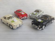 Geldgeschenk zur Hochzeit - Hochzeitsauto Mercedes Benz verschiedene Farben über http://de.dawanda.com/product/107103923-hochzeitsauto-mercedes-silber-geldgeschenk