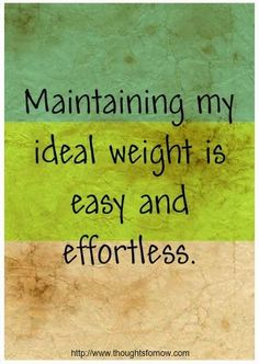 Affirmations for Weight-loss, Daily Affirmations More