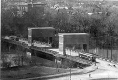 Osborne Bridge, 1925 Continents, Past, Bridge, Canada, History, City, Past Tense, Historia, Bridge Pattern