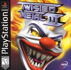 a twisted metal iii for playstation 1 game only Play Stations, Video Game Art, Video Games, Nintendo, Pc Engine, Geek Games, Pc Games, Card Games, Twisted Metal