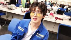 Blue quail now huh Kim Hanbin, Korean Artist, My One And Only, Boyfriend Girlfriend, Kpop Boy, Boyfriend Material, Handsome Boys, K Idols, Ikon