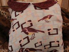 Almofada da camiseta da filha
