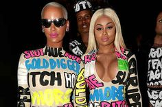 Amber Rose And Blac Chyna Used Their VMAs Outfits To Make A Feminist Statement