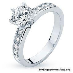 platinum engagement ring - My Engagement Ring