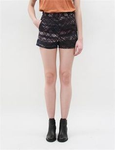 Rachel Comey Tupa Shorts- Hatch