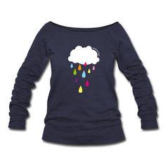 Bunte Wolke – Ladies Pullover | Hamburger Liebe